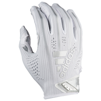 adidas adiZero 5-Star 7.0 Receiver Glove - Men's - White / Silver
