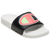 Champion IPO Colorblock Slide - Women's - White