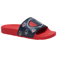 Champion IPO Repeat Slide - Boys' Grade School - Red / Navy