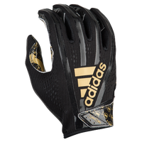 adidas adiZero 5-Star 7.0 Receiver Glove - Men's - Black / Gold