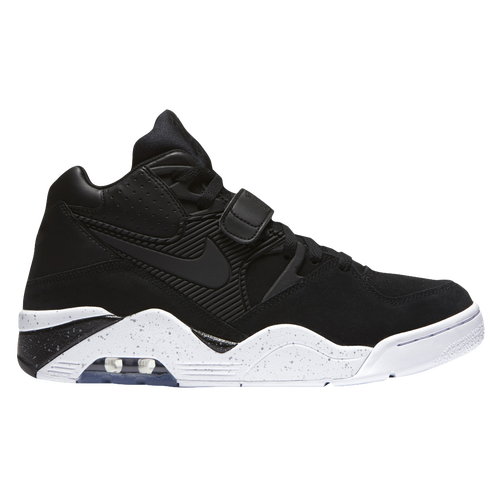 new concept 2ef42 2f6fd ... discount nike air force 180 mens basketball shoes black white f305a  4e0f8