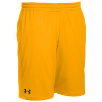 Under Armour Team Pocketed Raid Shorts - Men's - Gold / Black