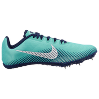 Nike Zoom Rival M 9 - Girls' Grade School - Aqua