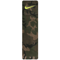 Nike Amplified Football Towel - Men's - Dark Green / Tan
