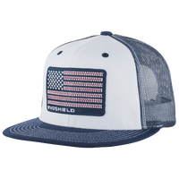 Evoshield Flag Patch Snapback Trucker Hat - Men's - White / Navy
