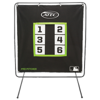 Atec Pro Pitcher - Black / White
