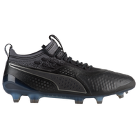 PUMA One 1 Leather FG/AG - Men's - Black