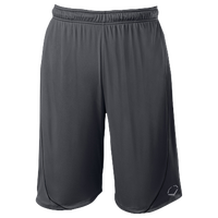 Evoshield Pro Team Training Shorts - Men's - Grey / Grey