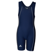adidas Wide Side Panel Youth Singlet - Boys' Grade School - Navy