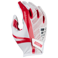 adidas 6 0 football gloves. adidas 5-star 6.0 receiver gloves - men\u0027s white / red 6 0 football i