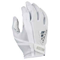 adidas 5-Star 6.0 Receiver Gloves - Men's - White / Grey