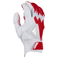 adidas Freak 3.0 Football Gloves - Men's - White / Red