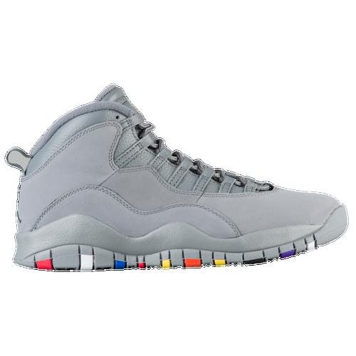 Jordan Retro Men Basketball Shoes Cool Grey