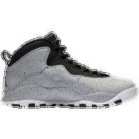 e45ade833d4a ... clearance jordan retro 10 mens basketball shoes light smoke grey e4d6e  9bf43