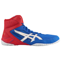 ASICS® Mat Control - Men's - Blue / Red