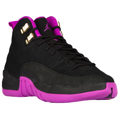 5fa647ce9970aa Violet factory sneaker 2fb7b a7c95 Jordan Retro 12 - Girls Grade School -  Air  Jordan 12 Gym Red Review By KICKZLINK - YouTube . ...