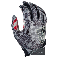 adidas 5-Star 6.0 Receiver Gloves - Men's - Grey / Navy