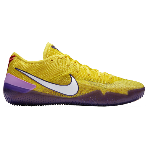 promo code 69322 63423 ... order nike kobe ad nxt 360 mens basketball shoes kobe bryant university  gold court purple 0d6ea