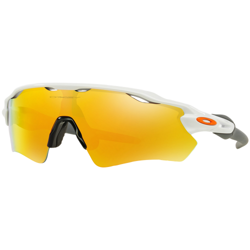 e18078649c ... good oakley radar ev path sunglasses mens baseball accessories white  frame fire iridium lens 1d4fe 9e18b ...