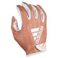 adidas Adizero 5-Star 7.0 Receiver Gloves - Boys' Grade School - Pink / White
