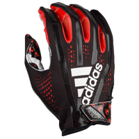 adidas Adizero 5-Star 7.0 Receiver Gloves - Boys' Grade School - Black / White