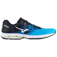 Mizuno Wave Shadow 2 - Men's - Navy / Light Blue