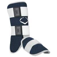 Evoshield Evocharge Batter's Leg Guard - Men's - Navy / White