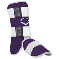 Evoshield Evocharge Batter's Leg Guard - Men's - Purple