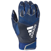 adidas adiZero 5-Star 8.0 Receiver Glove - Men's - Navy / Blue