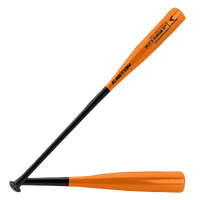"Easton MLF5 37"" Maple Fungo Bat - Men's - Black / Orange"