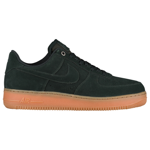Nike Air Force 1 LV8 - Men's - Casual - Shoes - Outdoor Green/Outdoor Green