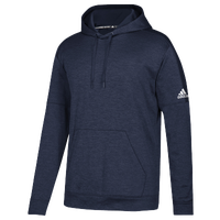 adidas Team Issue Fleece Pullover Hoodie - Men's - Navy / White