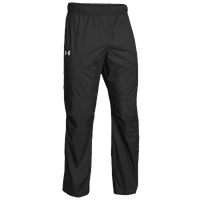 Under Armour Team Ace Rain Pants - Men's - Black / Black