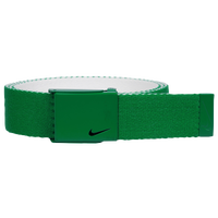Nike Classic Essentials Web Golf Belt - Men's - Green / White