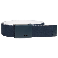 Nike Classic Essentials Web Golf Belt - Men's - Navy / Navy
