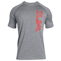 Under Armour Tech Graphic Short Sleeve Tee - Men's - Grey