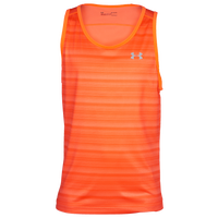 Under Armour Tech Printed Tank - Men's - Orange