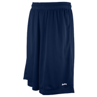 "Eastbay 11"" Basic Mesh Shorts - Men's - Navy / Navy"