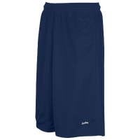 "Eastbay 13"" Mesh Short with Pockets - Men's - Navy / Navy"