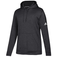 adidas Team Issue Fleece Pullover Hoodie - Women's - Black / White