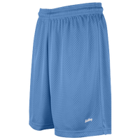 "Eastbay 8"" Basic Mesh Shorts - Women's - Light Blue / Light Blue"