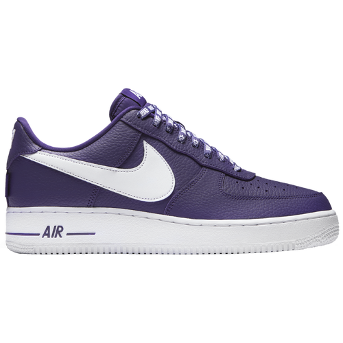 Nike Air Force 1 '07 LV8 NBA - Men's - Purple / White
