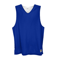 Eastbay Basic Reversible Mesh Tank - Men's - Blue / White