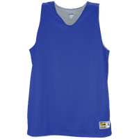 Eastbay Basic Reversible Mesh Tank - Women's - Blue / Silver