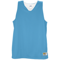 Eastbay Basic Reversible Mesh Tank - Women's - Light Blue / White