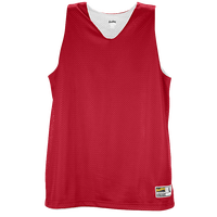 Eastbay Basic Reversible Mesh Tank - Women's - Red / White