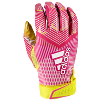 adidas adiZero 5-Star 8.0 Receiver Glove - Men's - Pink