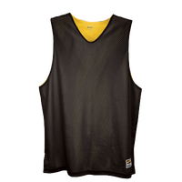 Eastbay Basic Reversible Mesh Tank - Boys' Grade School - Gold / Black