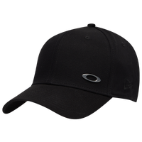 Oakley Tinfoil Golf Cap - Men's - All Black / Black