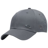 Oakley Tinfoil Golf Cap - Men's - Grey